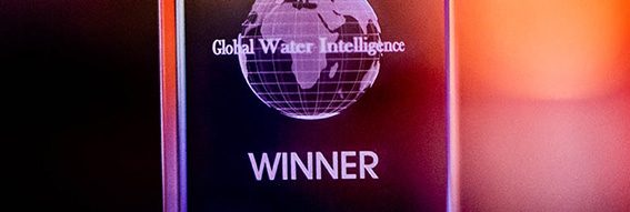 "Image of GUTERMANN gelobt als ""Smart Water Company of the Year 2017"""