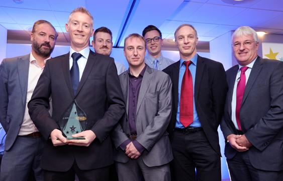 Image of GUTERMANN gewinnt den Innovationspreis 2016 von Anglian Water
